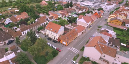 Investiční komplex v Brně – Horních Heršpicích