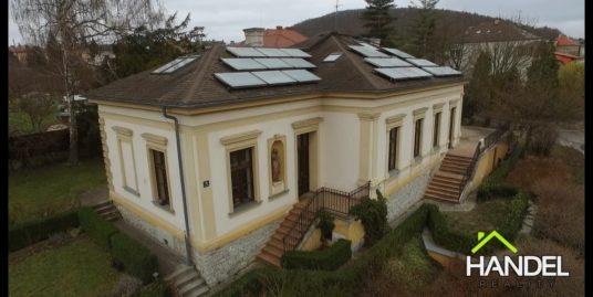 Historická vila Hranice
