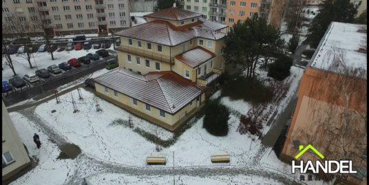 Bytový dům s provozními patry Karlovy Vary