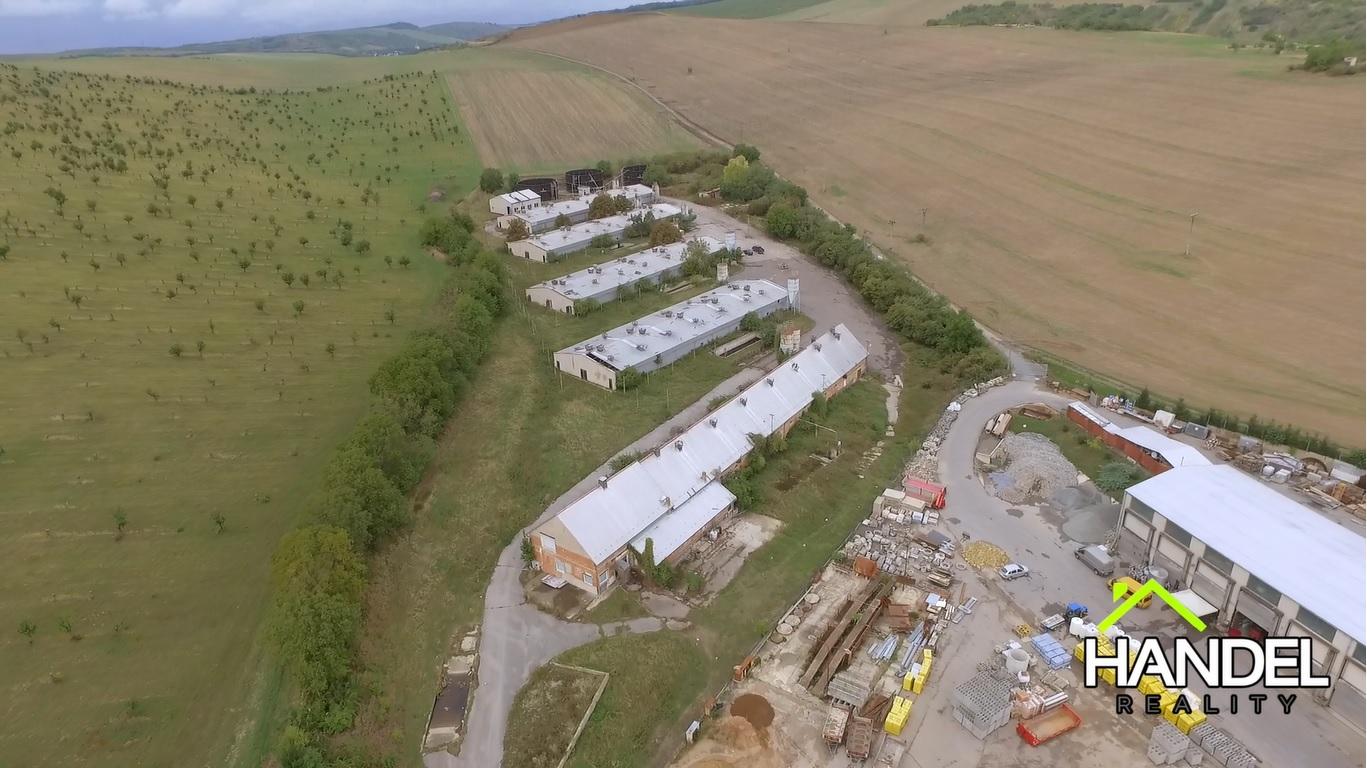 Areál zemědělské výroby Horní Bojanovice