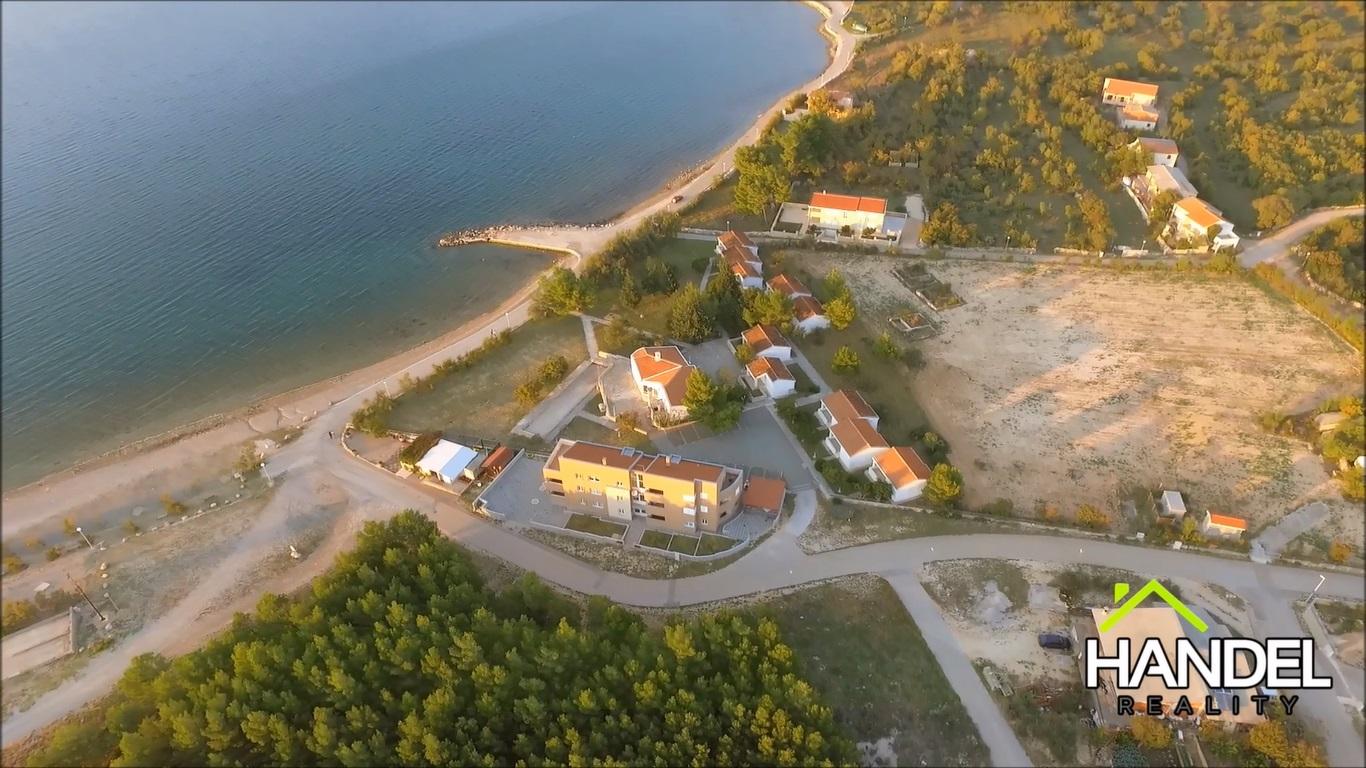 Dva apartmány u moře, Rovanjska, Chorvatsko