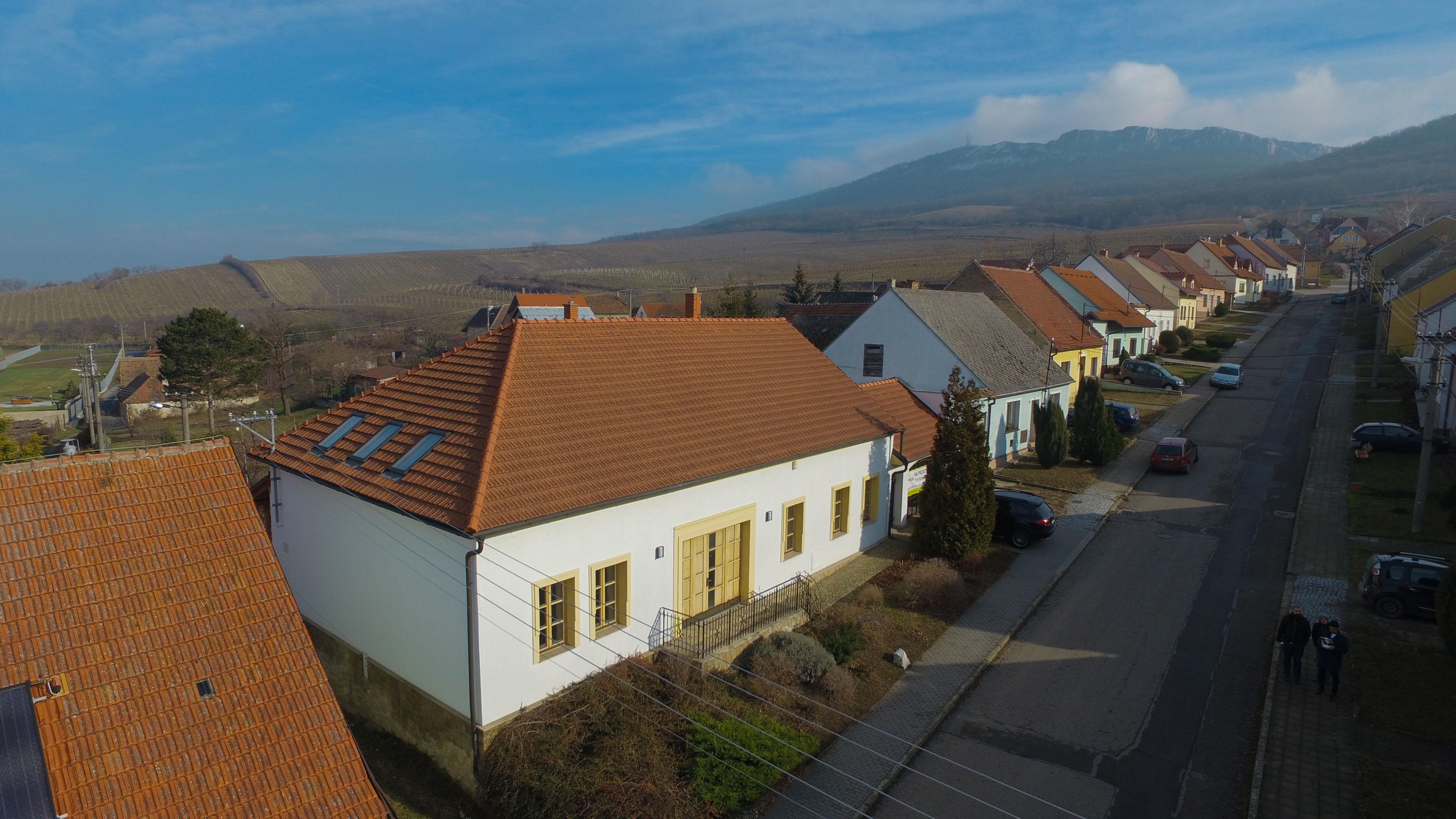 Historický dům Horní Věstonice PRODÁNO