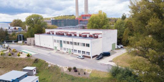 Výrobní hala Brno – Líšeň