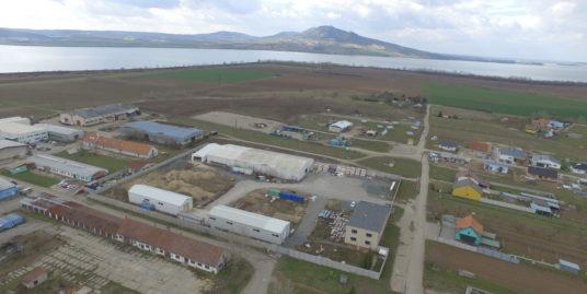Průmyslový areál Šakvice