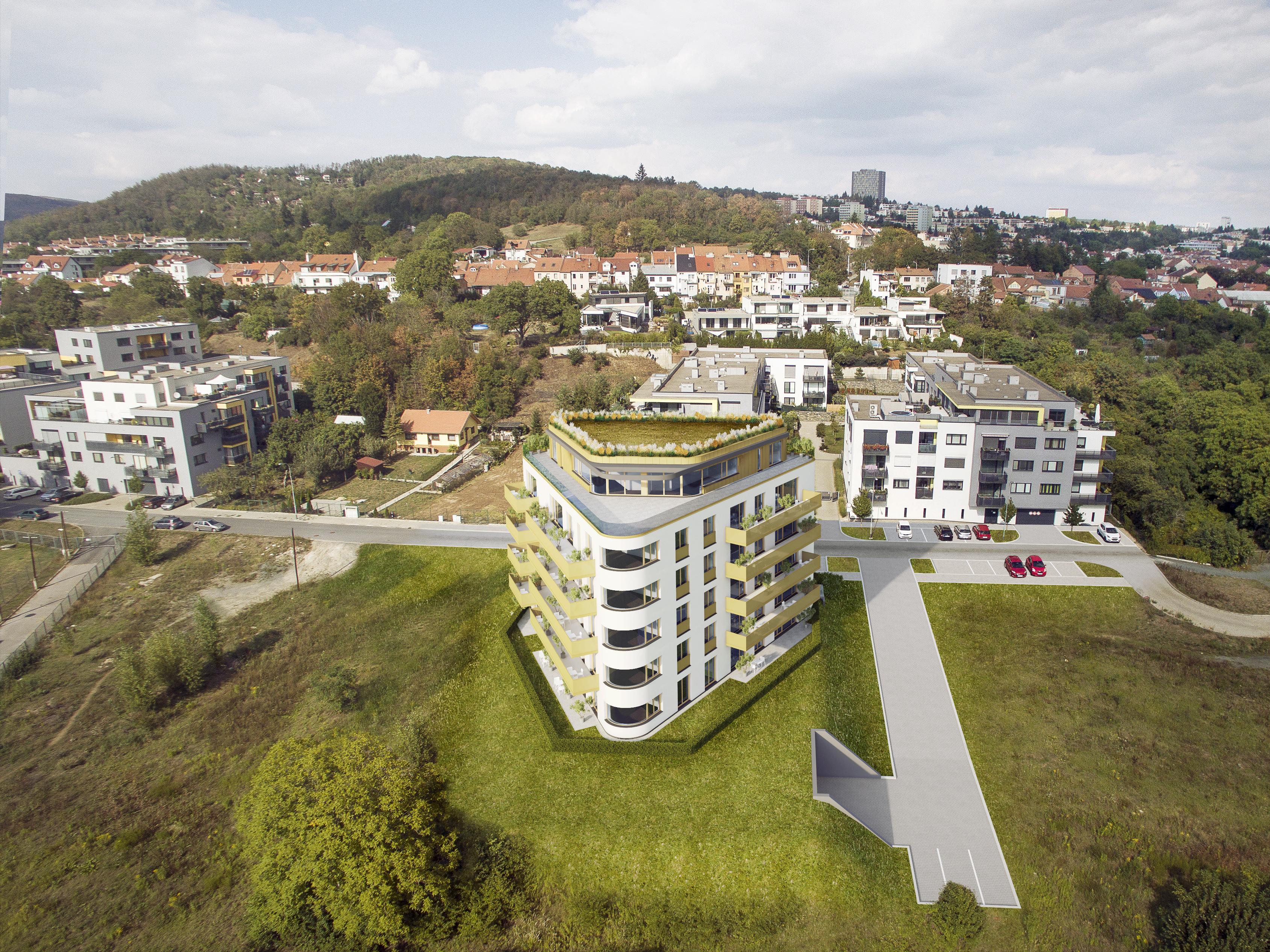 Apartmány  Brno – Komín