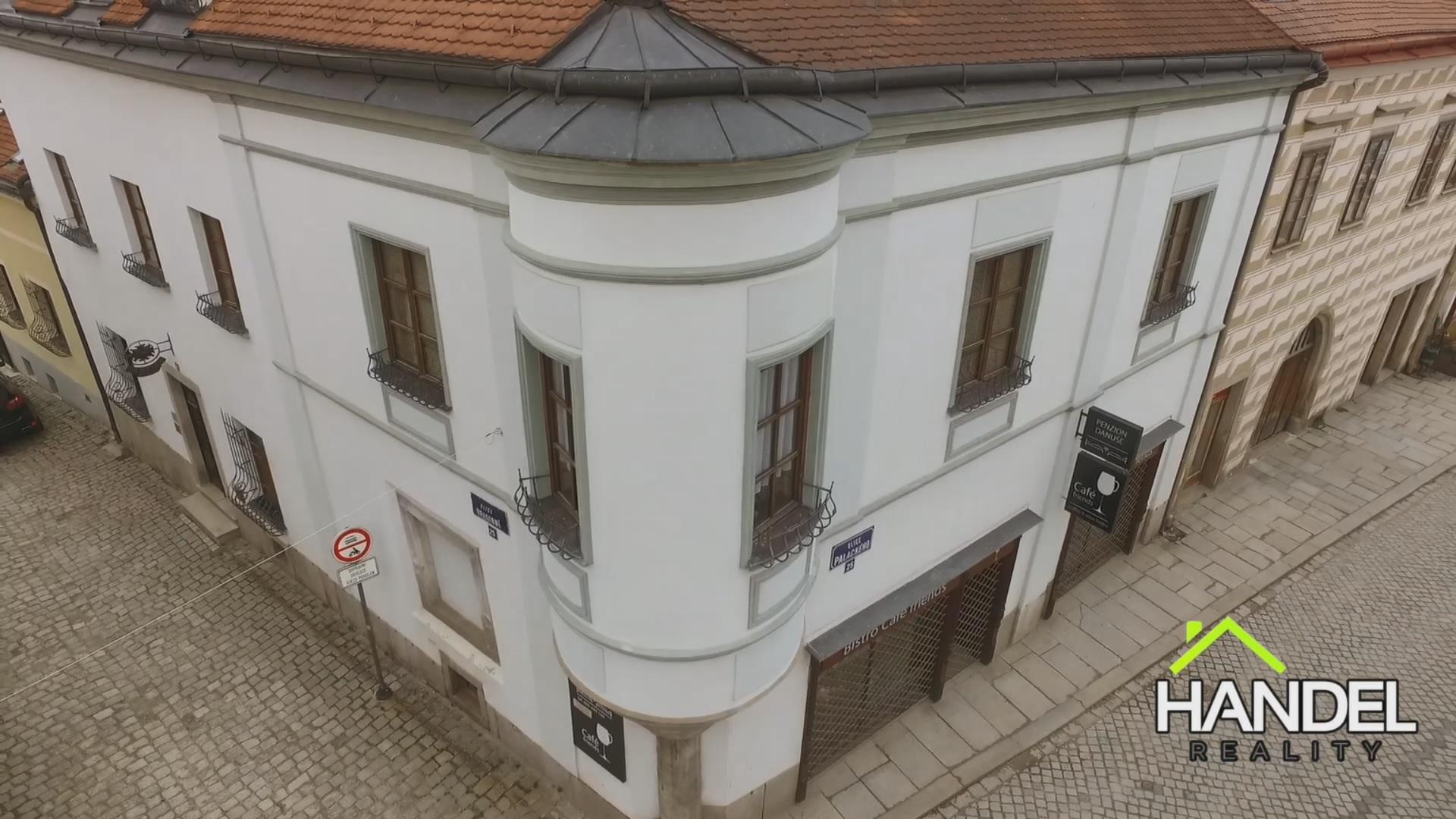 Historický dům Telč