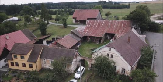 Zemědělská usedlost Podolí