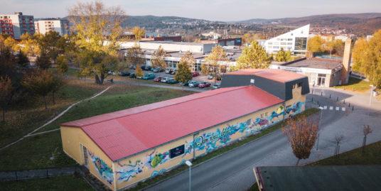 Pronájem komerčních prostor – Brno