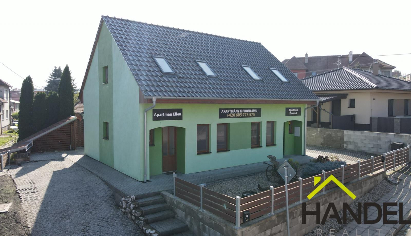 Zaječí, ,Rodinný dům,Na prodej,1093