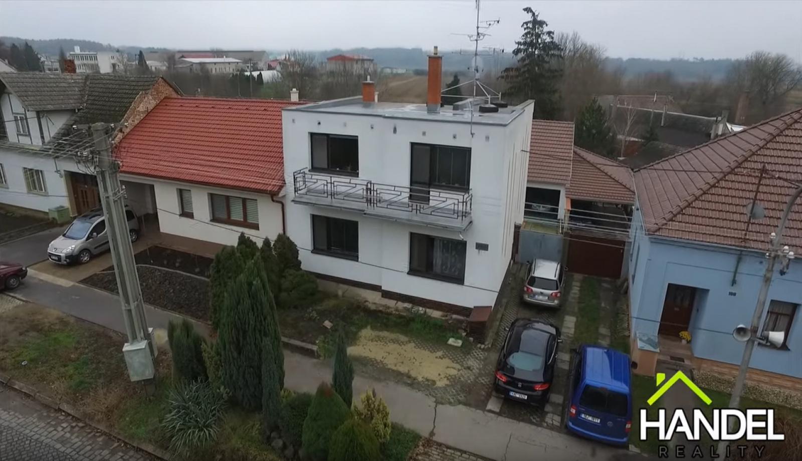 Čejč, ,Rodinný dům,Na prodej,1068